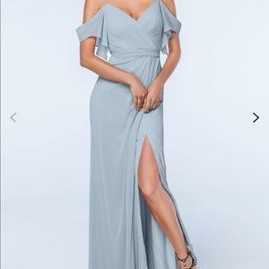 Watters Aldridge French Blue size 2 dress